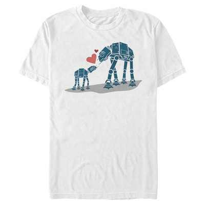 Men's Star Wars AT-AT Love T-Shirt