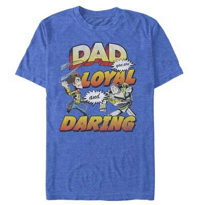 Men's Toy Story Father's Day Buzz & Woody T-Shirt