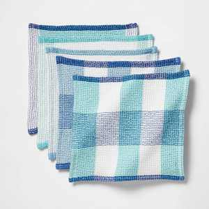 5pk Cotton Dishcloth Set - Opalhouse
