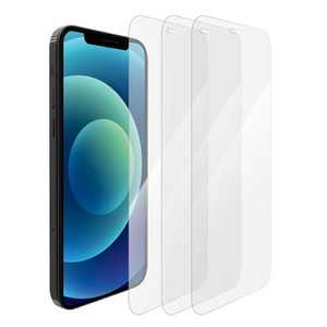 """Insten 3-Pack Screen Protector Compatible with iPhone 12 Pro Max (6.7"""") - Case Friendly, Anti-Scratch & Bubble Free HD Cover"""