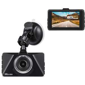 """Dartwood Dash Cam with FHD 1080P, 3"""" LCD, 120° Wide Angle, WDR, Night Vision"""