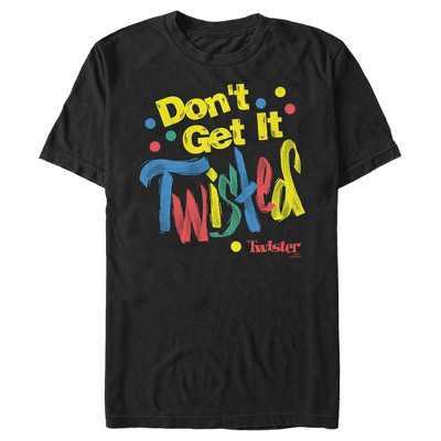 Men's Twister Twisted Dots T-Shirt