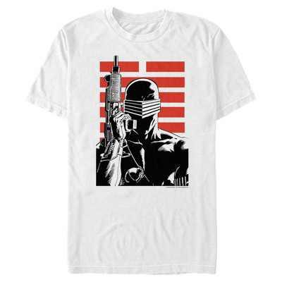 Men's GI Joe Snake Eyes T-Shirt