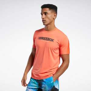 Reebok ACTIVCHILL Move Tee Mens Athletic T-Shirts