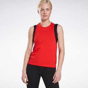 Reebok Run ACTIVCHILL Tank Top Womens Athletic Tank Tops