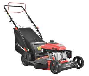"PowerSmart DB2194SR 21"" 3-in-1 170cc Gas Self Propelled Lawn Mower"
