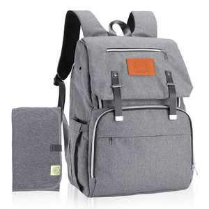 KeaBabies Diaper Bag Backpack Explorer