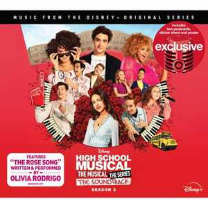 Various Artists - High School Musical: The Series Season 2 Soundtrack (Target Exclusive, CD)