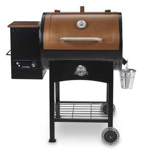 Pit Boss Classic 700 Sq. In. Wood Fired Pellet Grill with Flame Broiler