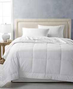 LAST ACT! Medium Weight White Down Comforter Collection, Created for Macy's