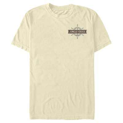 Men's Jungle Cruise Your Dreamboat Has Arrived Back Print T-Shirt
