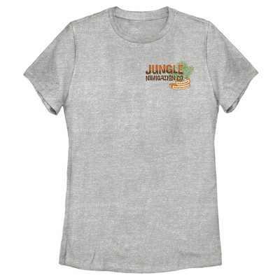 Women's Jungle Cruise Navigation Co. Logo T-Shirt
