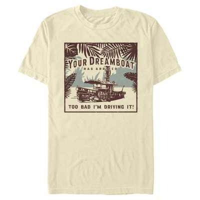 Men's Jungle Cruise Your Dreamboat Has Arrived T-Shirt