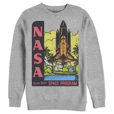 Men's NASA Bold Space Program Sweatshirt
