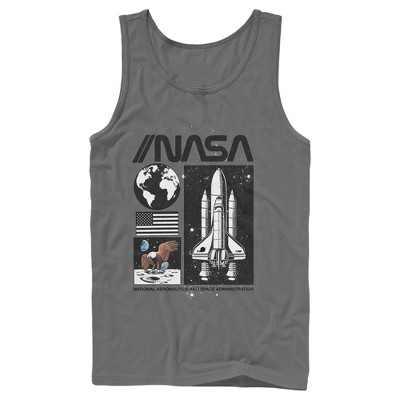 Men's NASA Vintage Panels Tank Top
