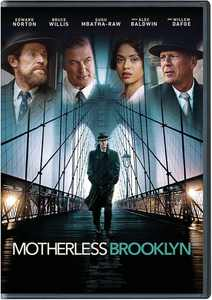 Motherless Brooklyn (DVD)