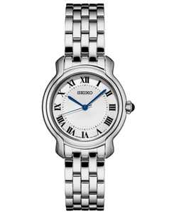 Women's Essential Stainless Steel Bracelet Watch 29mm