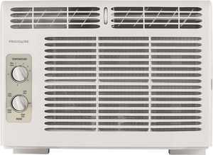 Frigidaire 5,000 BTU 115-Volt Window Air Conditioner, White, FFRA051WAE