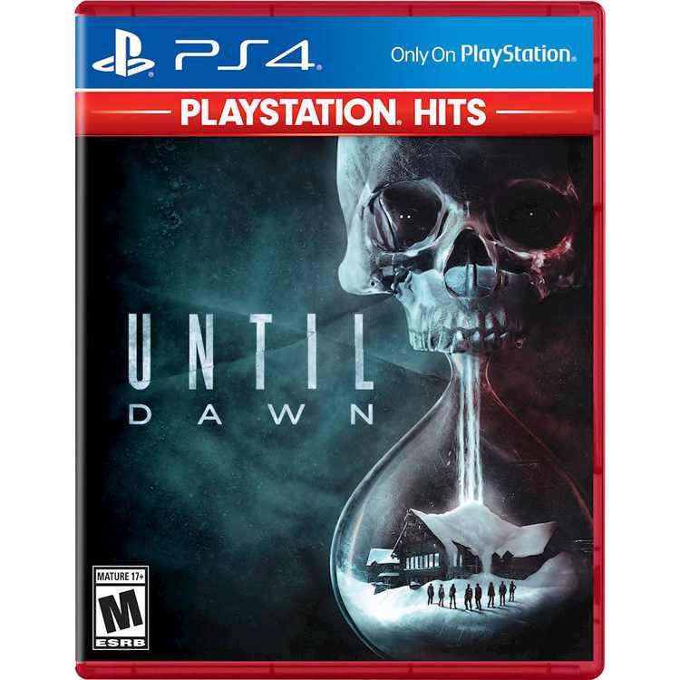 Until Dawn - PlayStation Hits Standard Edition - PlayStation 4