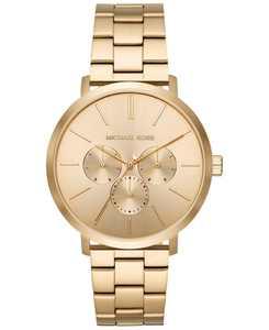 Men's Blake Gold-Tone Stainless Steel Bracelet Watch 42mm