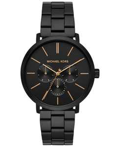 Men's Blake Black Stainless Steel Bracelet Watch 42mm
