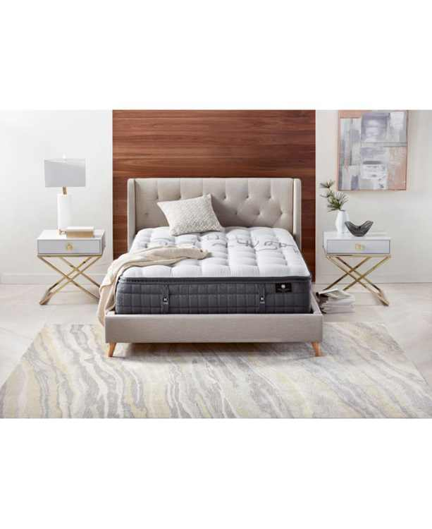 """by Aireloom Handmade Plus 14.5"""" Luxury Plush Luxetop Mattress- California King, Created for Macy's"""