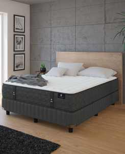 """by Aireloom Coppertech 12"""" Firm Mattress Set- Queen, Created for Macy's"""