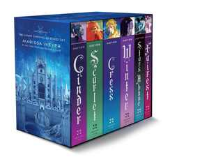 The Lunar Chronicles Boxed Set: Cinder, Scarlet, Cress, Fairest, Stars Above, Winter (Other)