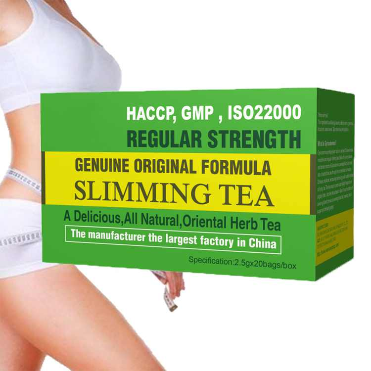 Bestope 20 Bags Lose Weight Slimming Tea Women Natural Beauty Body Slim Care Tea