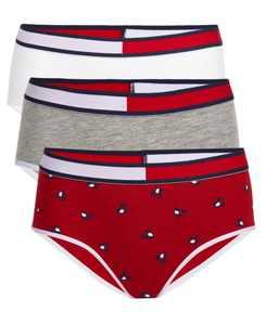 Little & Big Girls 3-Pk. Hipster Underwear