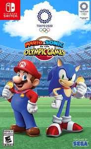 Mario & Sonic at the Olympic Games: Tokyo 2020, Sega, Nintendo Switch, 010086770094