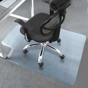 UBesGoo Office Chair mat for Carpet, Floor mat for Office Chair(Rolling Chairs)-Desk Mat&Office mat for Carpeted Floor-Sturdy&Durable