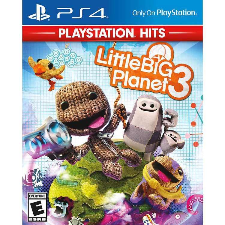 LittleBigPlanet 3 - PlayStation Hits - PlayStation 4