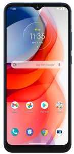 Cricket Wireless Motorola Moto G Play, 32GB, Misty Blue - Prepaid Smartphone
