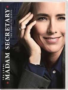 Madam Secretary: The Complete Series (DVD)