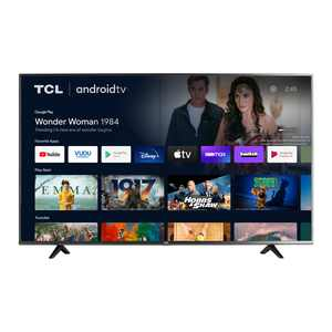 """TCL 55"""" Class 4-Series 4K UHD HDR Smart Android TV - 55S434"""