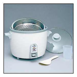 Zojirushi - Rice Cooker/Steamer - White