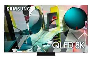 "SAMSUNG 65"" Class 8K Ultra HD (4320P) HDR Smart QLED TV QN65Q900T 2020"
