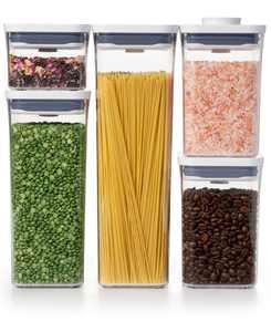 Pop 5-Pc. Food Storage Container Set