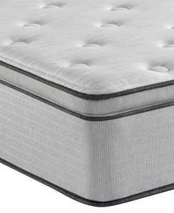 """BR800 13.5"""" Medium Pillow Top Mattress- Queen"""