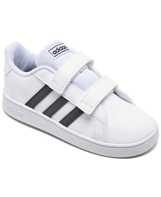 Toddler Grand Court Casual Sneakers from Finish Line