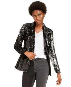 INC Allover-Sequin Blazer, Created for Macy's