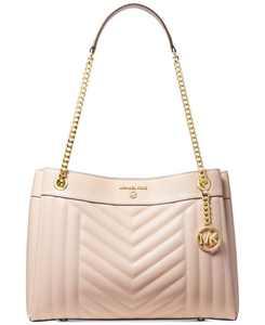 Susan Quilted Shoulder Bag