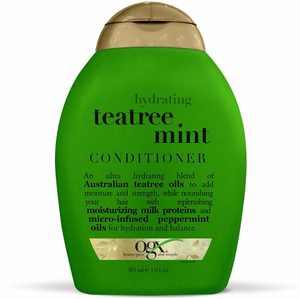 OGX Hydrating Conditioner, Tea Tree Mint 13 oz