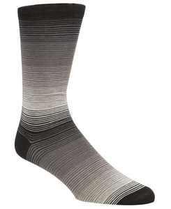 Men's Gradient-Stripe Socks