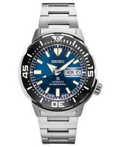 Men's Automatic Prospex Diver Stainless Steel Bracelet Watch 42.4mm