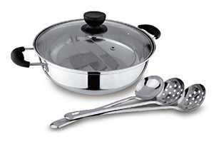 Tayama Hot Pot,Silver