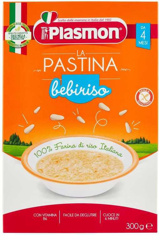 Plasmon Baby Rice 300 gr
