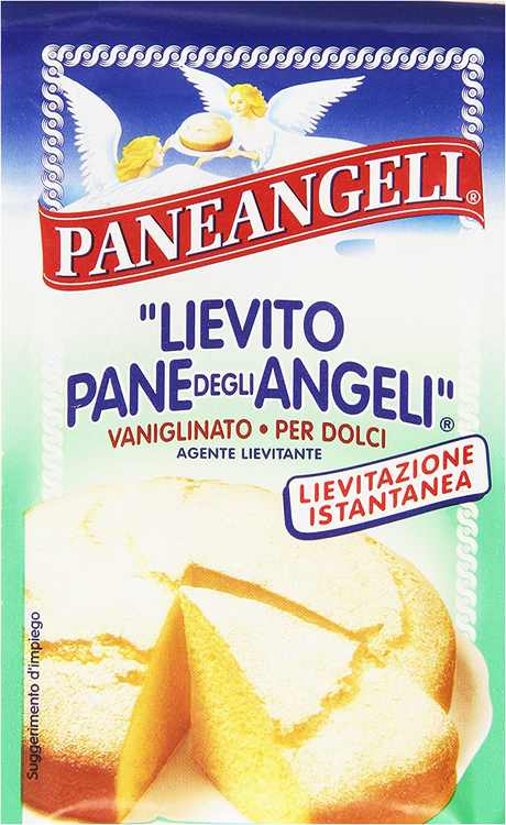 Paneangeli Baking Powder with Vanillina (16g)