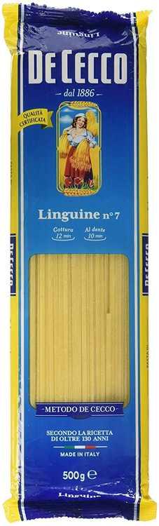 De Cecco Linguine n.7 (500g)